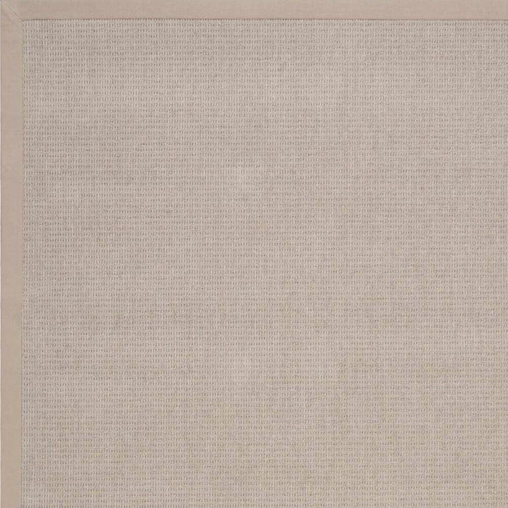 Nourison Sisal Soft SSF07 5' x 8' Mushroom Area Rug, , large