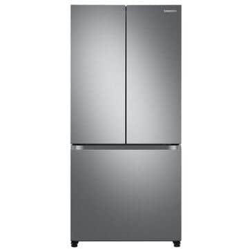 Samsung 17.5 Cu. Ft. French Door Refrigerator in Stainless Steel, , large