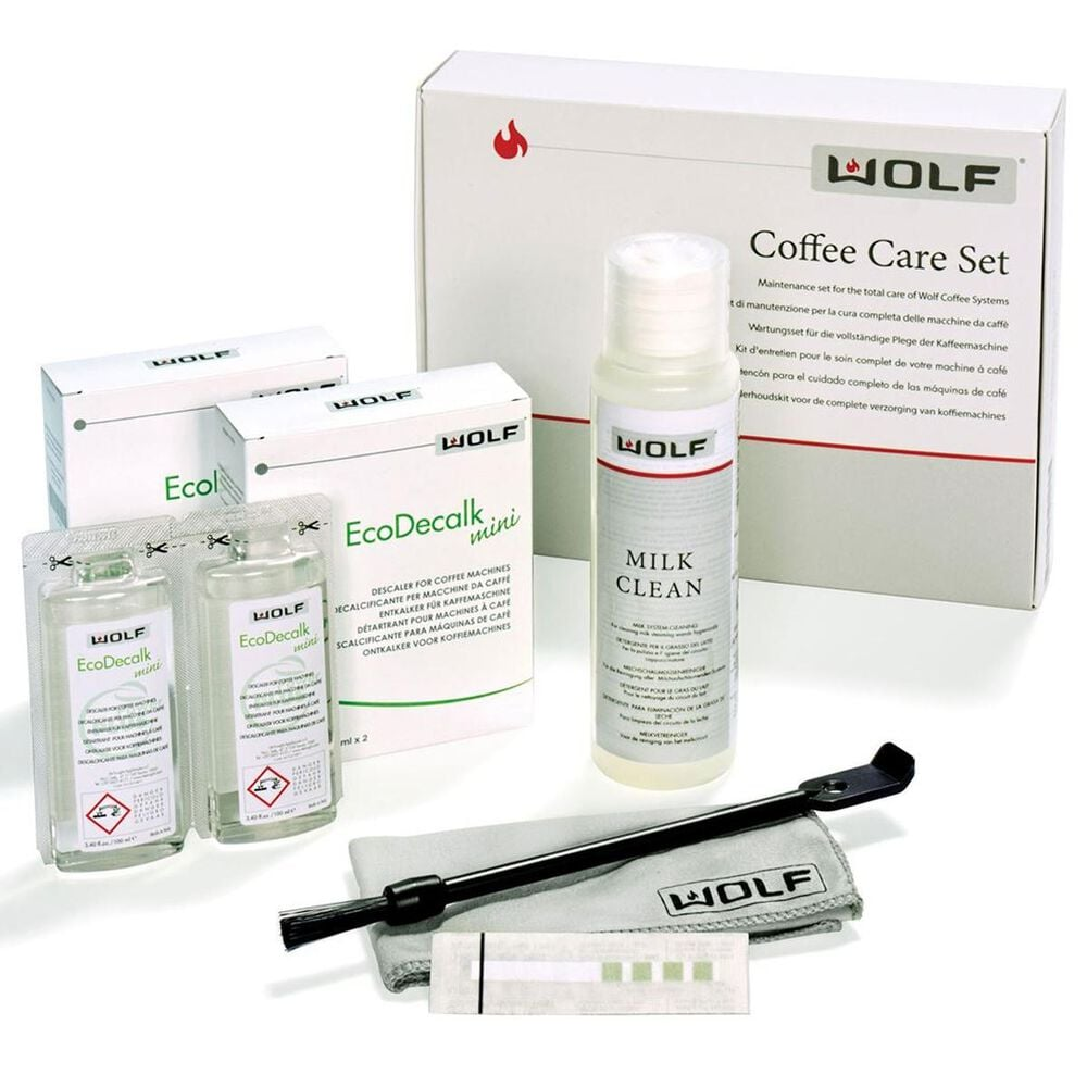 Wolf Coffee System Care Kit, , large