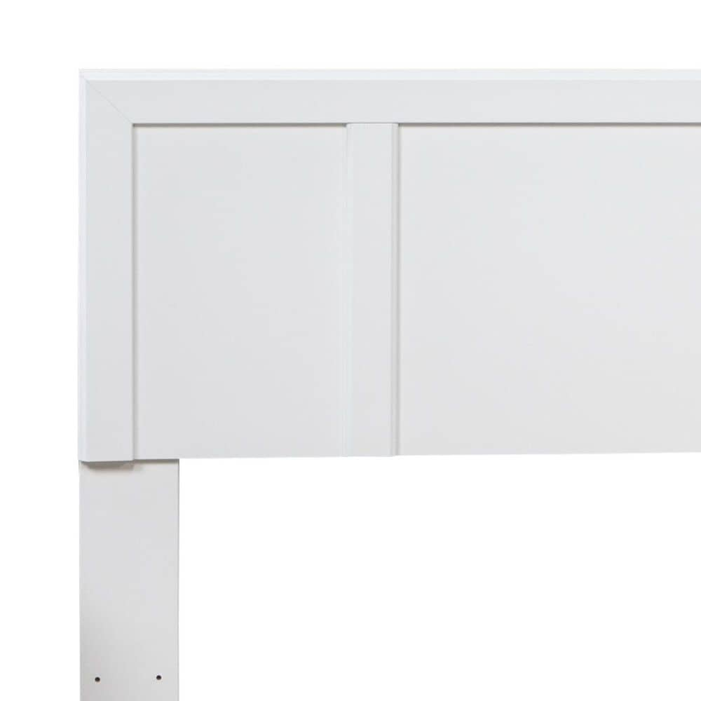 Living Essentials Promotional Twin Headboard in White, , large