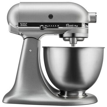 KitchenAid Classic Plus Series 4.5 Quart Tilt-Head Stand Mixer in Silver, , large