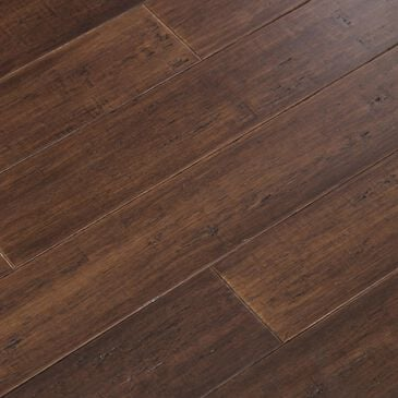 """Cali Bamboo Fossilized Bordeaux 3.75"""" Engineered Bamboo Hardwood, , large"""