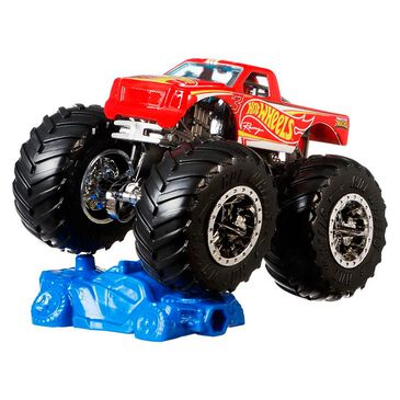 Hot Wheels 1:64 Model Monster Trucks Assortment (Styles and Colors may vary), , large