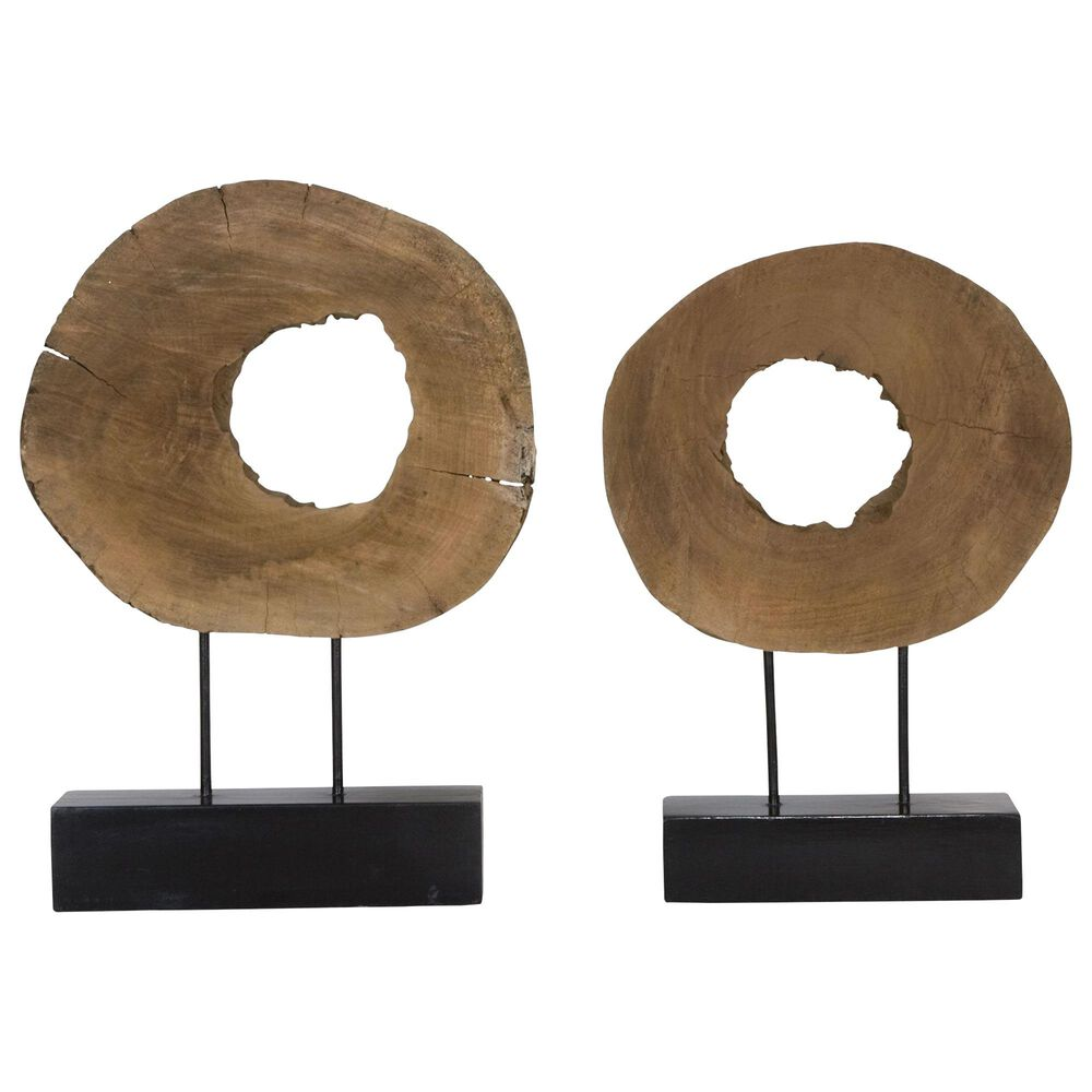 Uttermost Ashlea Sculptures (Set of 2), , large