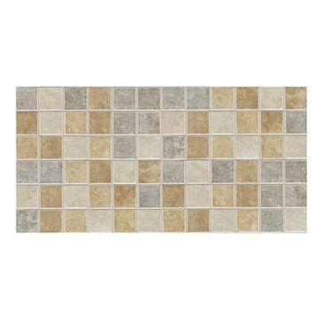 "Dal-Tile Sandalo Universal Blend 12"" x 24"" Ceramic Mosaic Sheet, , large"