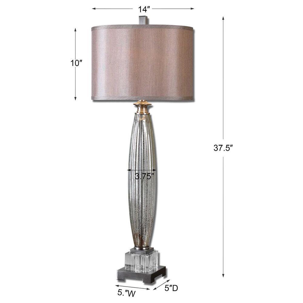 Uttermost Loredo Table Lamp, , large