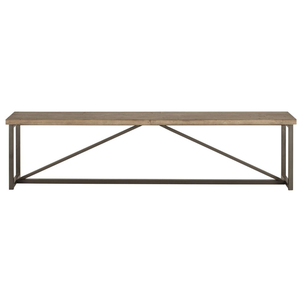Moe's Home Collection Hanlon Bench in Brown, , large