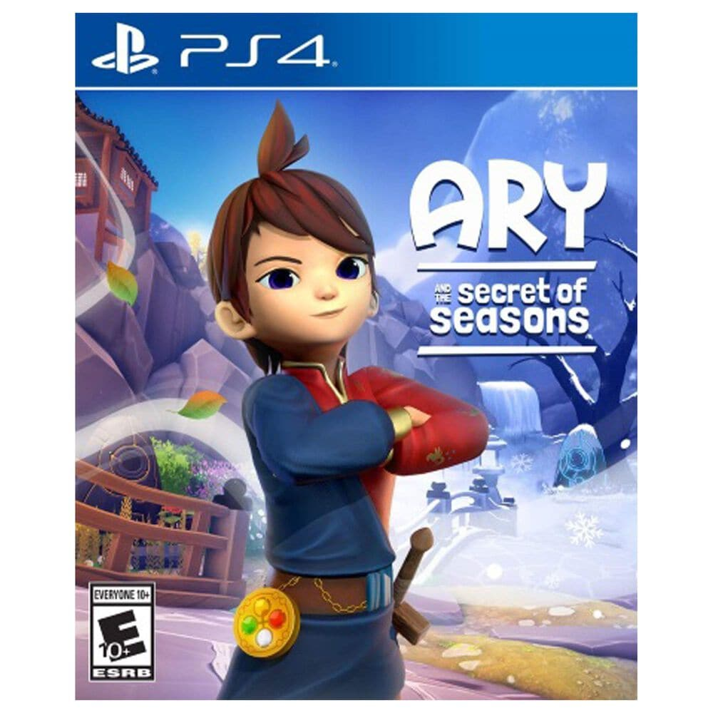 Ary and The Secret of Seasons - PlayStation 4, , large