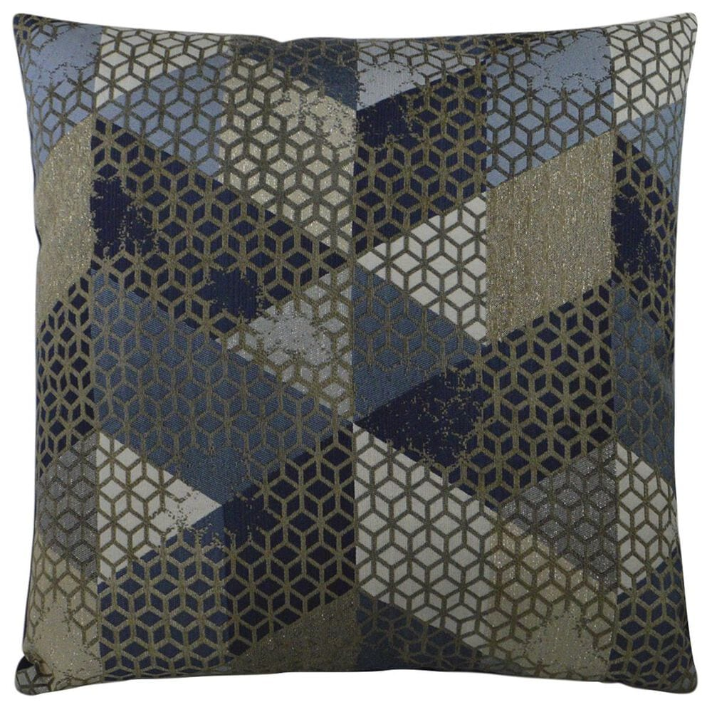 """D.V.Kap Inc 24"""" Feather Down Decorative Throw Pillow in Silicon, , large"""