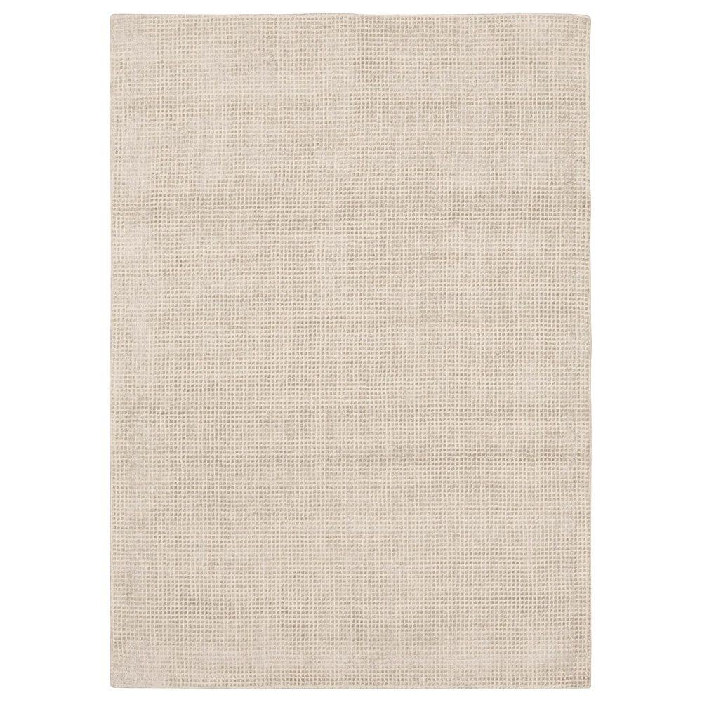 Karastan Labyrinth RG178-615 9' x 12' Quentin Papyrus Area Rug, , large