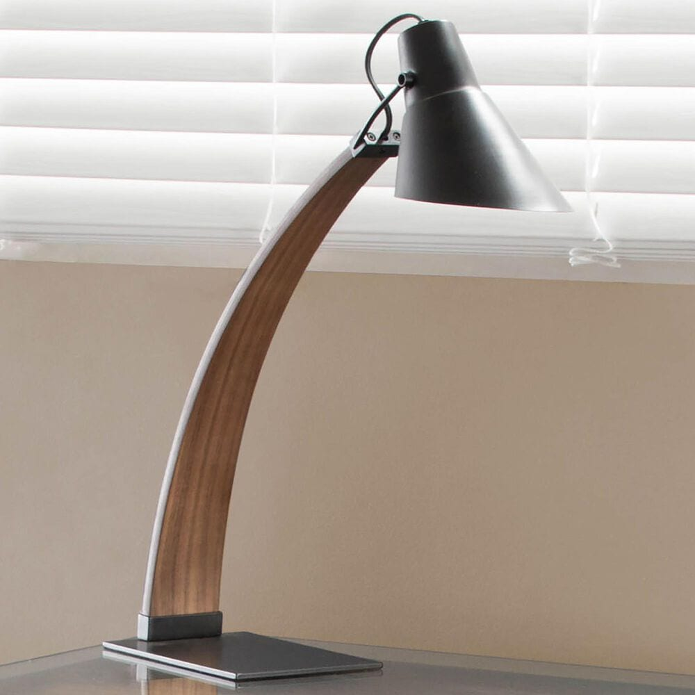Lumisource Noah Table Lamp in Apple and Black, , large