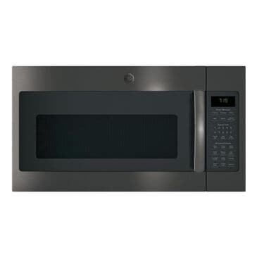 GE Appliances 1.9 Cu. Ft. Over-the-Range Sensor Microwave Oven in Black Stainless Steel, , large