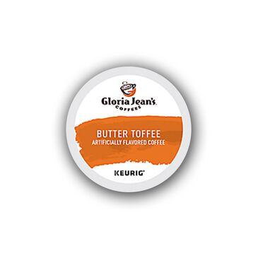 Keurig Gloria Jean's Butter Toffee Coffee, , large