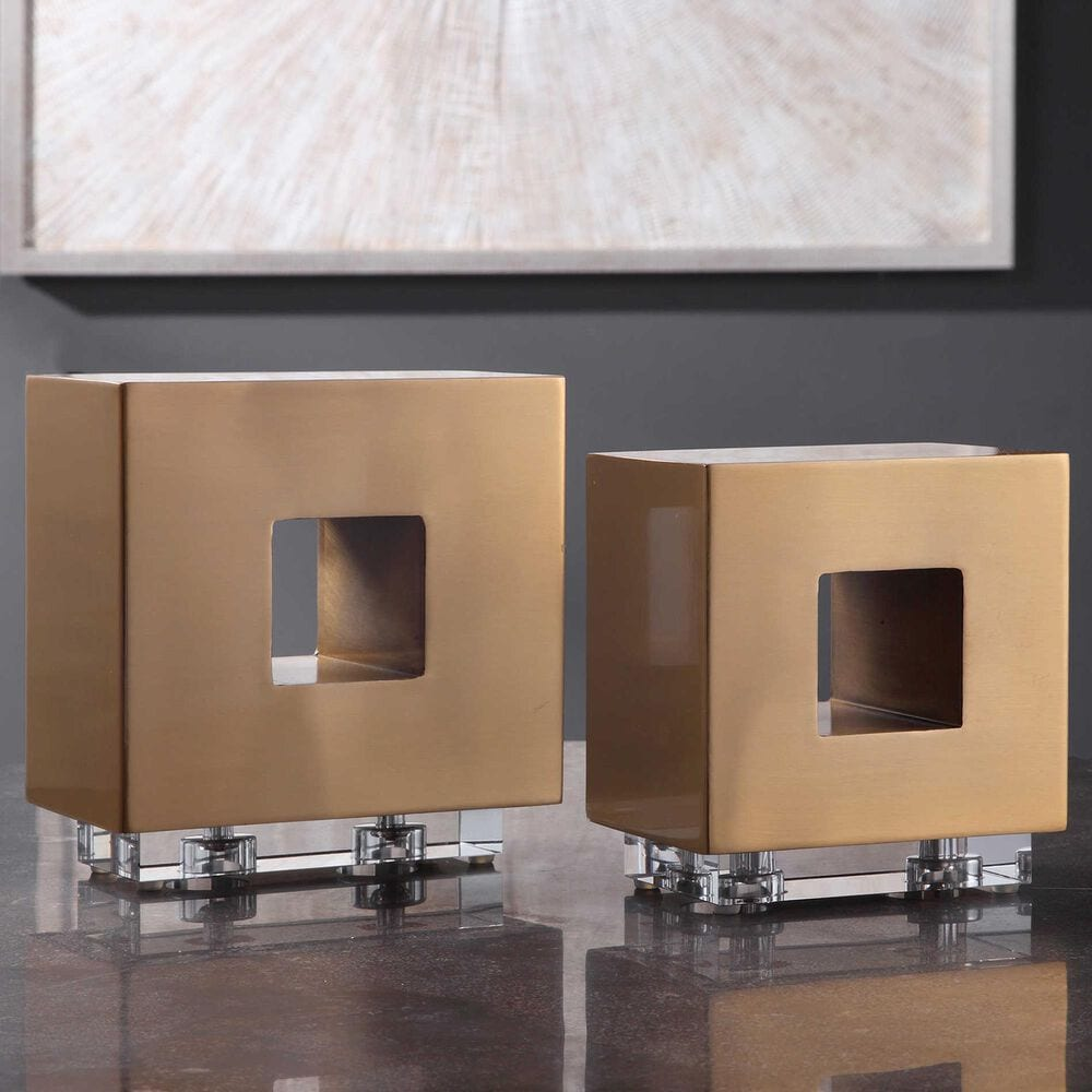 Uttermost Rooney Cubes (Set of 2), , large