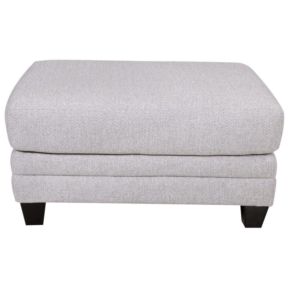 Xenia Stationary Ottoman in Basic Wool, , large