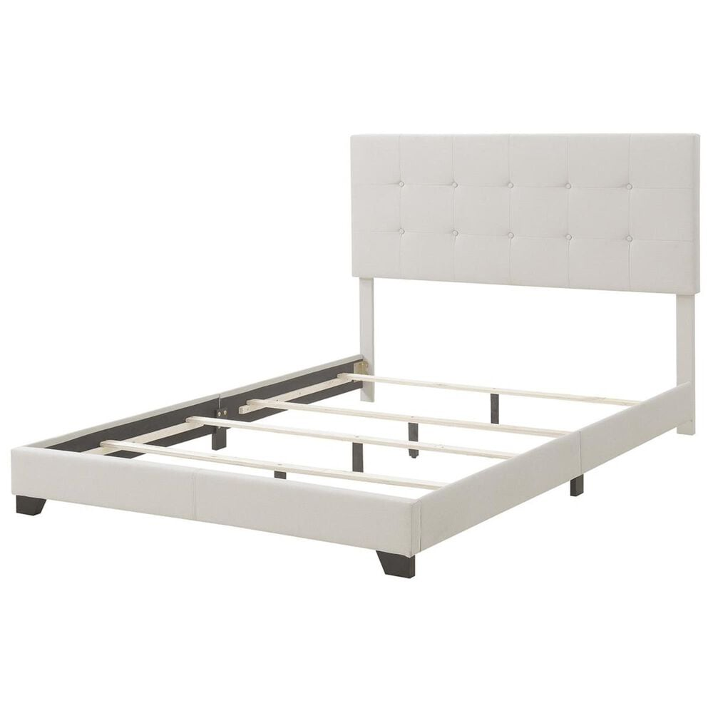 Accentric Approach Accentric Accents Benton King One Box Bed in Grey, , large