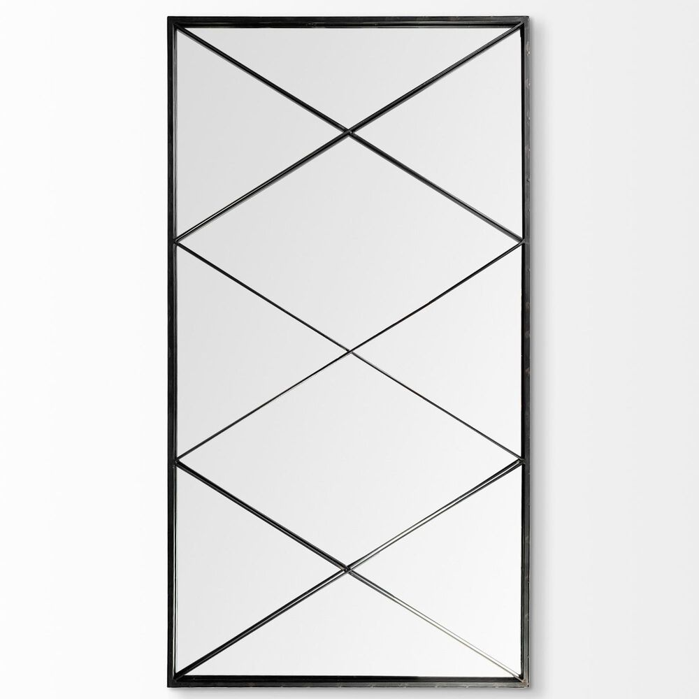 Mercana Krissta I Wall Mirror, , large