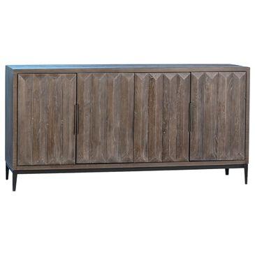 Blue Sun Designs Delta Sideboard in Brown/Grey, , large