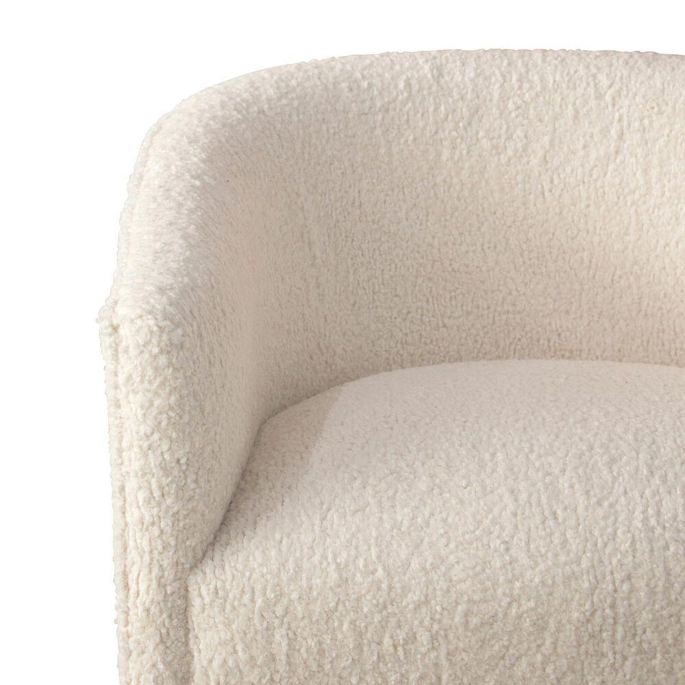 Skyline Furniture Printer's Row Chair in Sheepskin Natural, , large