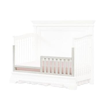 Eastern Shore Olivia Toddler Guard Rail in Brushed White, , large
