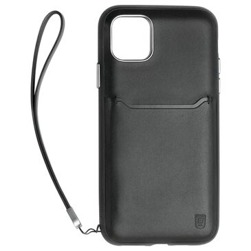 BodyGuardz Accent Wallet Case For Apple iPhone 11 Pro Max in Black, , large