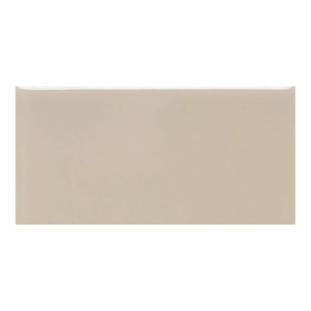 "Dal-Tile Rittenhouse Square Urban Putty 3"" x 6"" Ceramic Tile, , large"