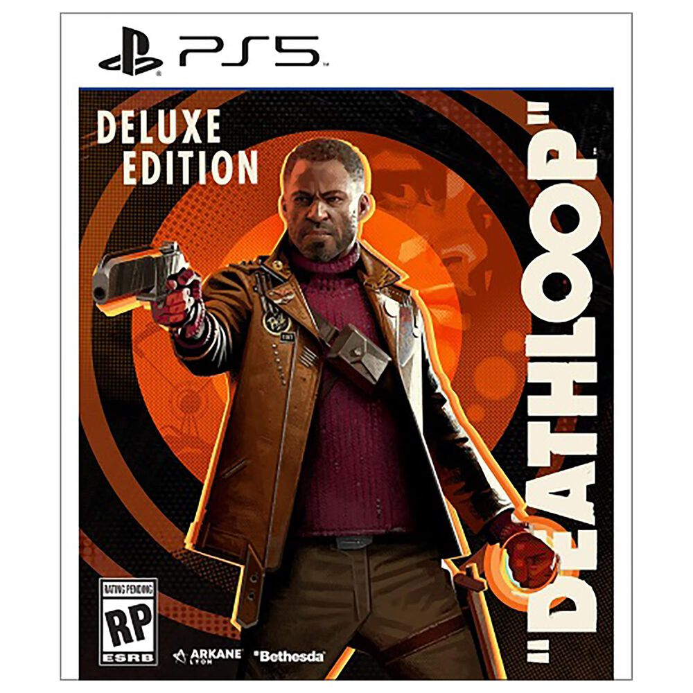 Deathloop Deluxe Edition - PlayStation 5, , large
