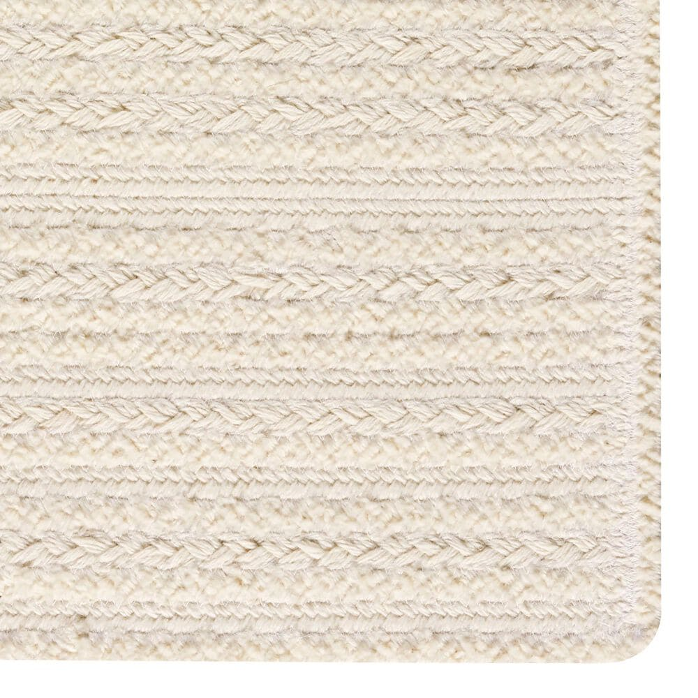 Capel Bayview 0036-600 5' x 8' Lambswool Area Rug, , large