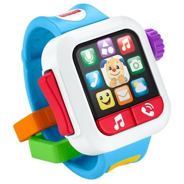 Fisher-Price Laugh and Learn Smart Watch Toy, , large