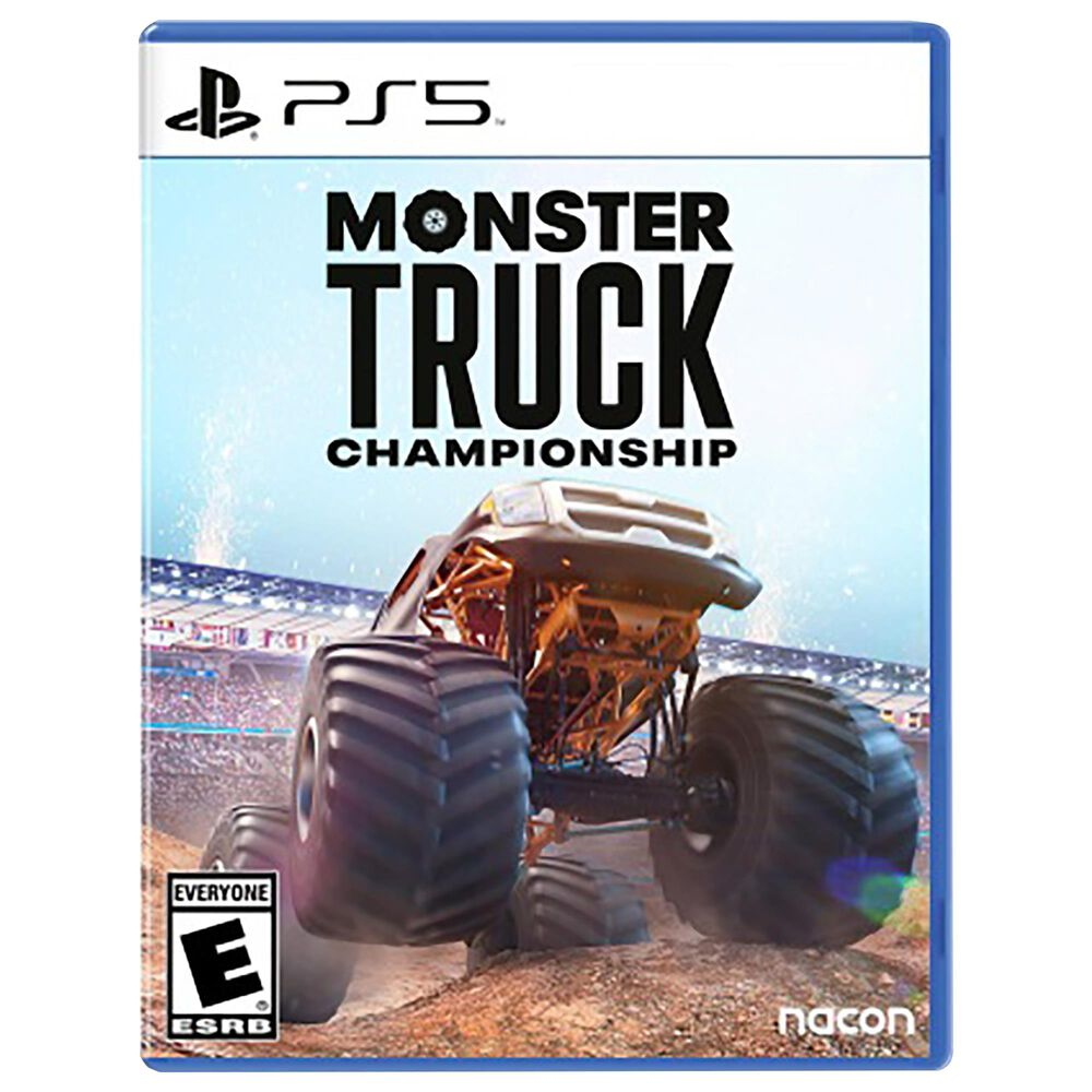 Monster Truck Championship - PlayStation 5, , large