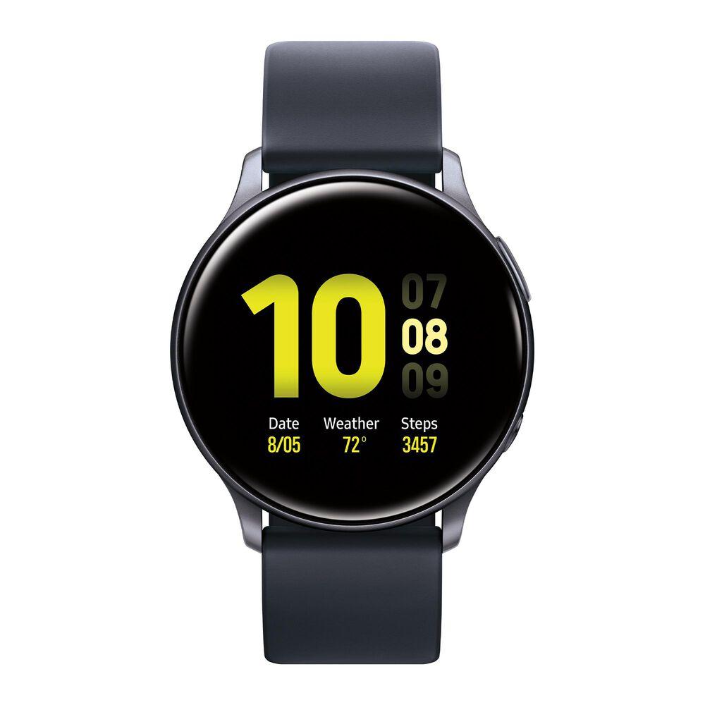 Samsung 44mm Galaxy Watch Active2 in Aqua Black, , large