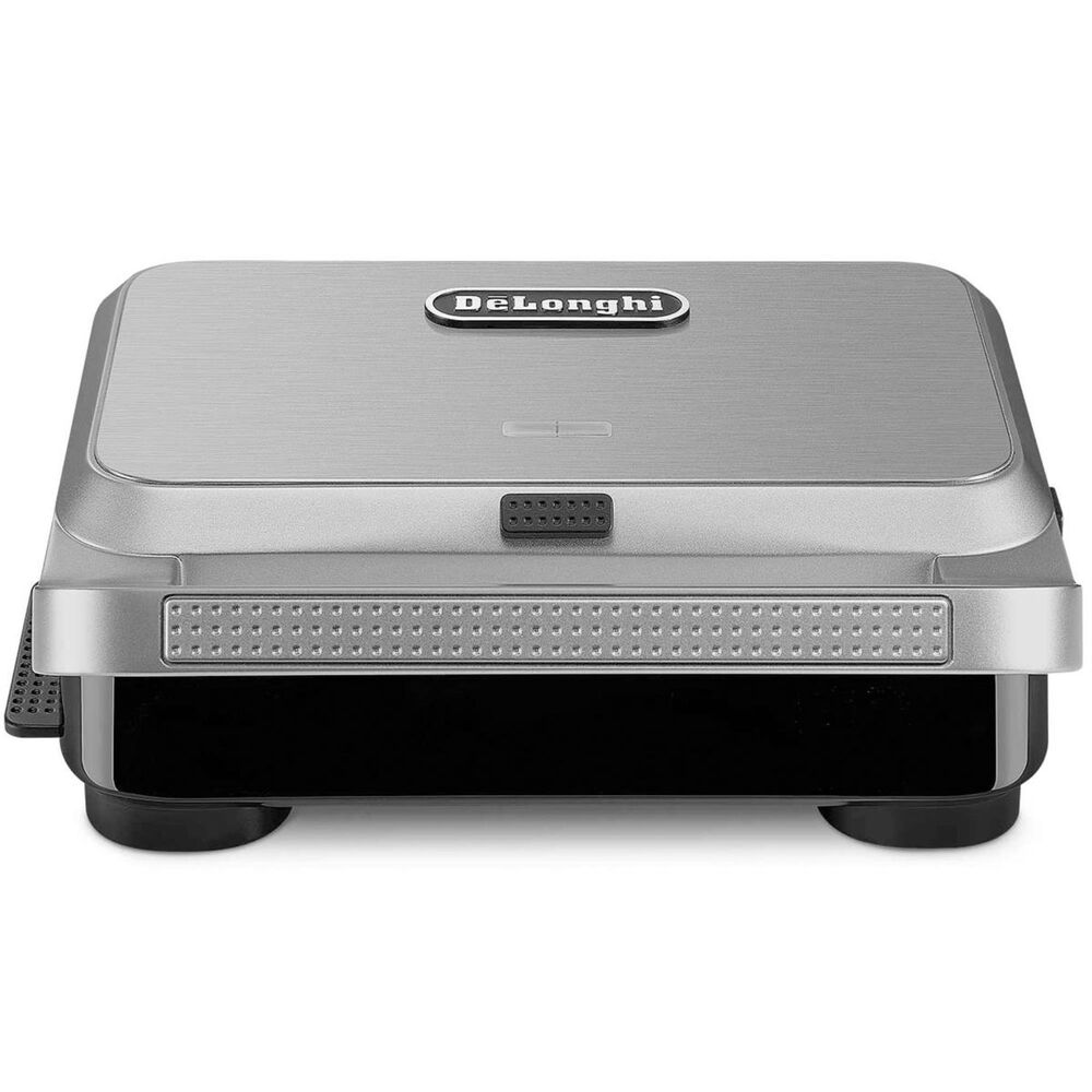 Delonghi Livenza Compact All Day Grill 3-in-1 Waffle, Grill & Griddle Plates, , large