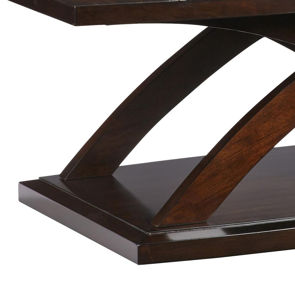 Tiddal Home West Wind Rectangular Coffee Table in Espresso, , large