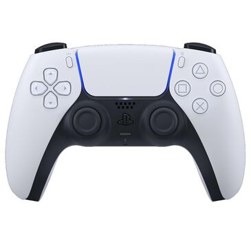 Sony PlayStation 5 DualSense Wireless Controller - White, , large