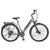 Magnum Cosmopolitan Electric Low Step Bike in Light Blue