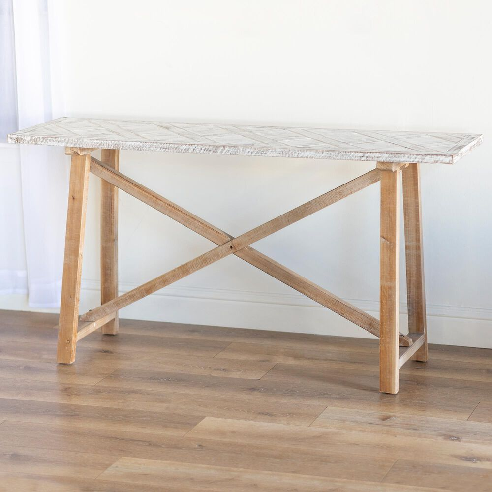 VIP Home and Garden American Mercantile Table, , large