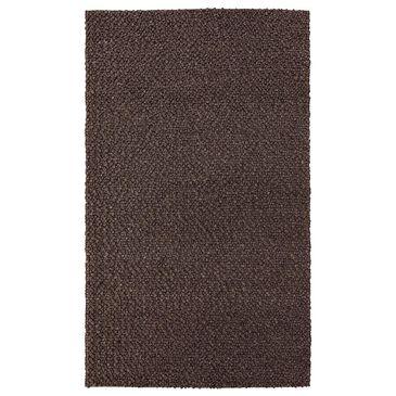 "Dalyn Rug Company Gorbea 2'3"" x 7'6"" Chocolate Runner, , large"