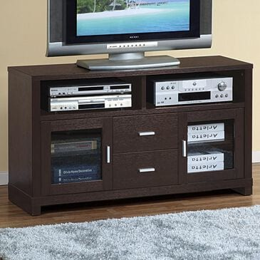 Global Movement TV Stand in Red Cocoa, , large