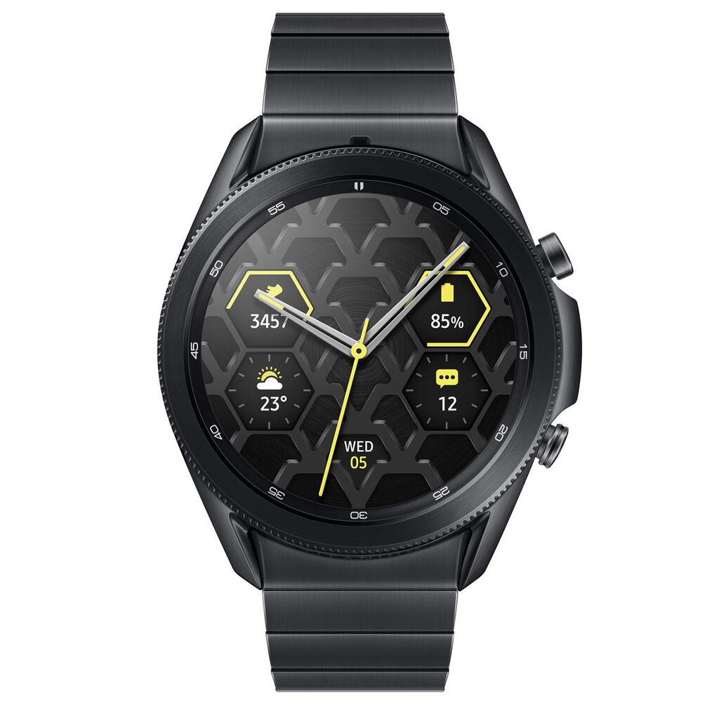 Samsung Galaxy Watch3 Smartwatch 45mm Titanium Bluetooth, , large