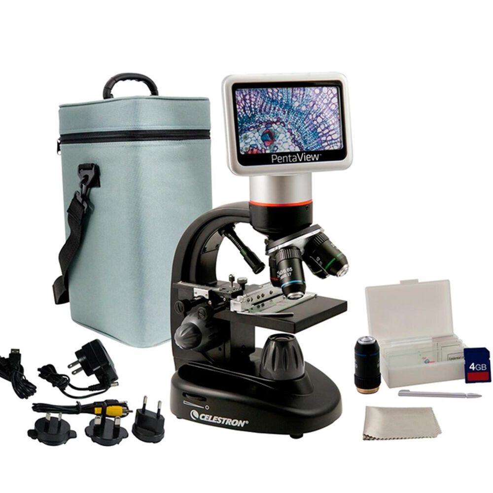 Celestron PentaView LCD Digital Microscope, , large