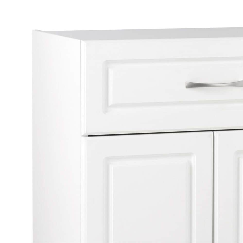 """Ameriwood Furniture Kendall 24"""" Storage Cabinet in White, , large"""