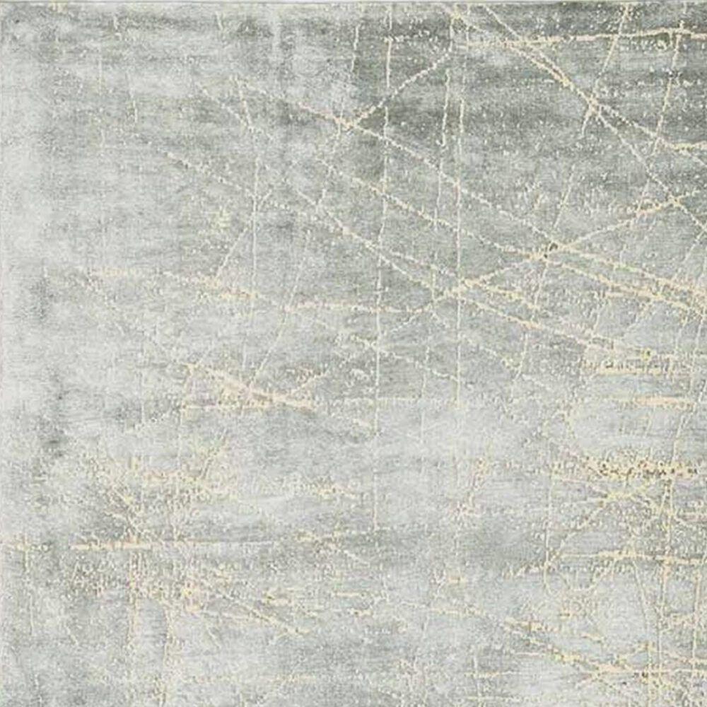 "Calvin Klein Home Maya CK32 MAY05 7'6"" x 10'6"" Mercury Area Rug, , large"