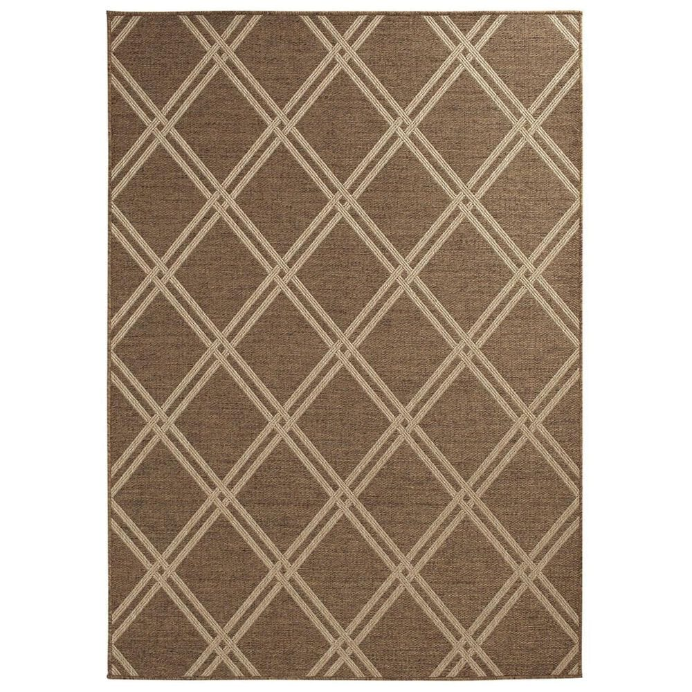 """Trisha Yearwood Rug Collection Gather Minot TYWD 5""""3"""" x 7""""7"""" Earth and Natural Outdoor Rug, , large"""