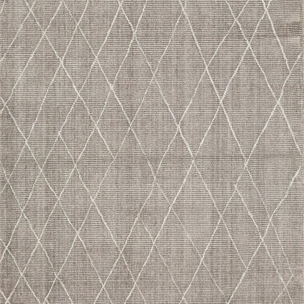 Karastan Tangier RG188-176 5' x 8' Deviation Taupe Area Rug, , large
