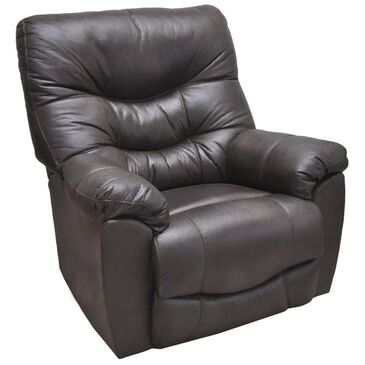 Moore Furniture Power Rocker Recliner with USB in Mink, , large