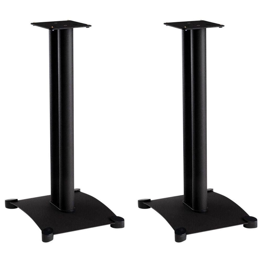 "Sanus 26"" Tall Speaker Stand Pair in Black, , large"