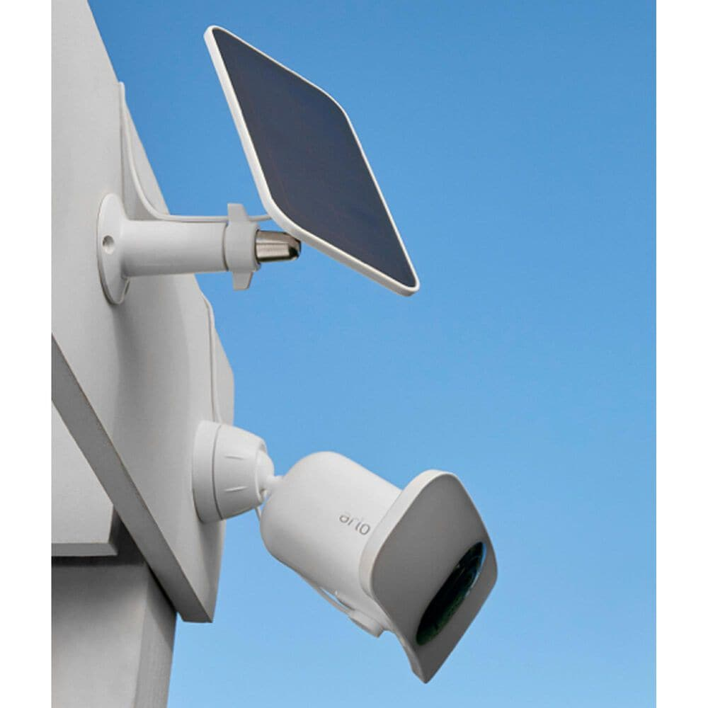 Arlo Pro 3 Floodlight Camera in White, , large