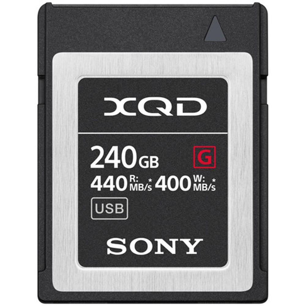 Sony 240 GB G Series XQD Memory Card, , large