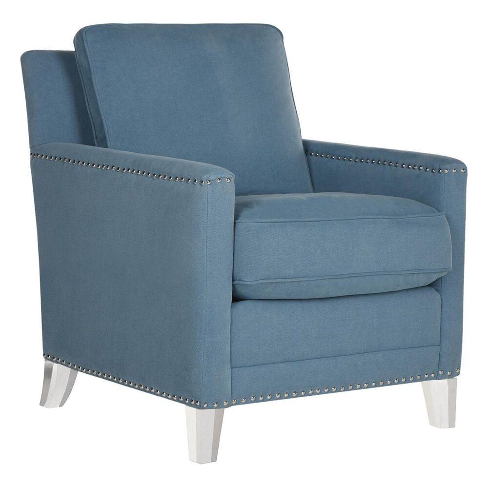 Safavieh Jensen Club Chair in Blue, , large