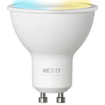 Nexxt MR16/GU10 Smart Tunable Wifi Bulb in White, , large